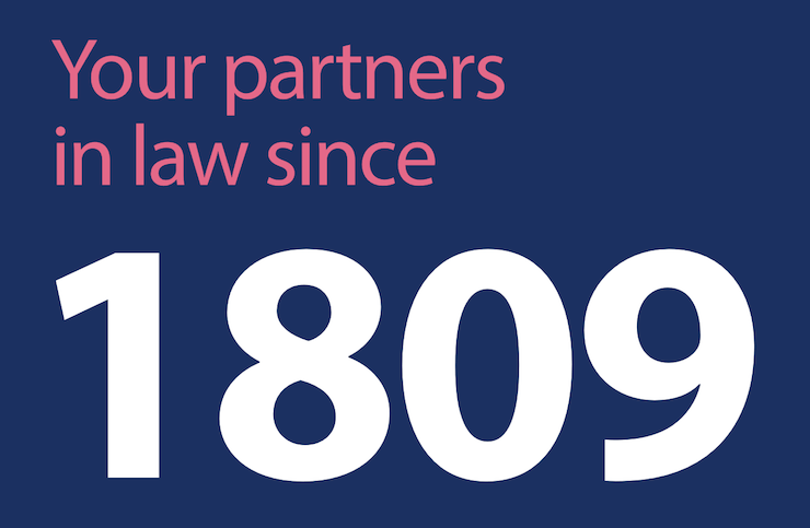 Your Partners in Law